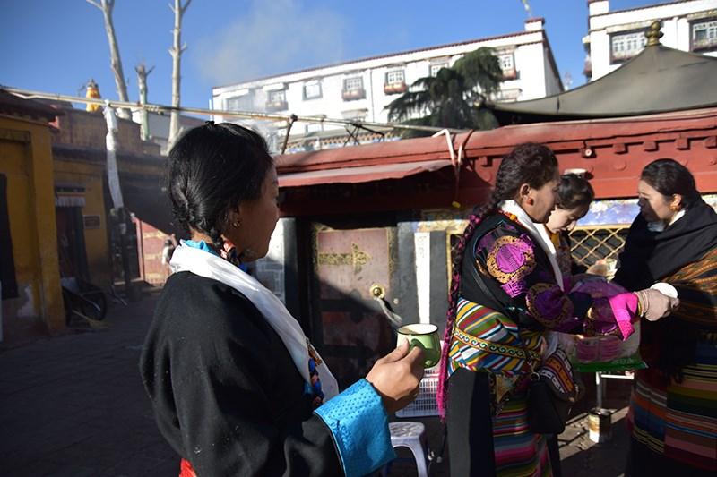 Vivi il Capodanno Tibetano 2021 a Lhasa