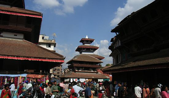 Overland Tour from Kathmandu via Lhasa and Xian to Beijing